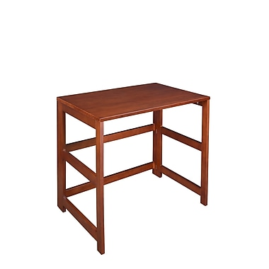 Regency Wood Folding Desk, Cherry (HDSKF3121CH)