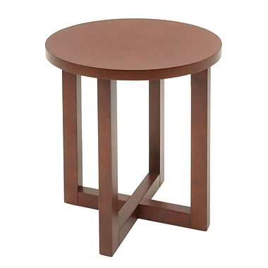 Regency Wood End Table, Cherry (HWTE2123CH)