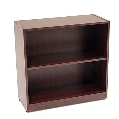 Regency Legacy 32'' 2-Shelf Bookcase, Mahogany (LBC3032MH)