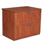 Regency Lateral File Cabinet, Cherry