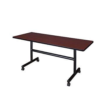 Regency 60'' Rectangular Training Table, Mahogany (MKFT6024MH)