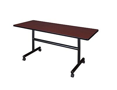 Regency 60'' Rectangular Training Table, Mahogany (MKFT6024MH)
