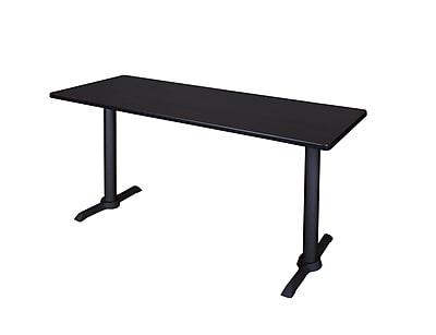 Regency Cain 60'' Rectangular Computer Table, Mocha Walnut (MTRCT6024MW)