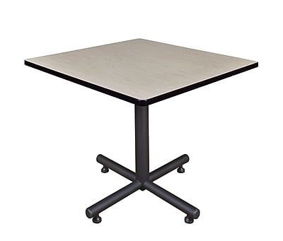 Regency 42-inch Square Kobe Break Room Table, Maple