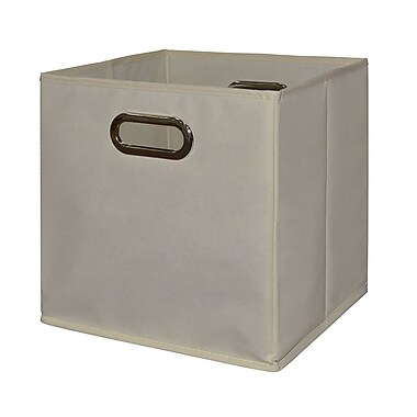 Niche – Bac fourre-tout, 12 x 12 po, 6/paquet (HTOTE12PKNT)
