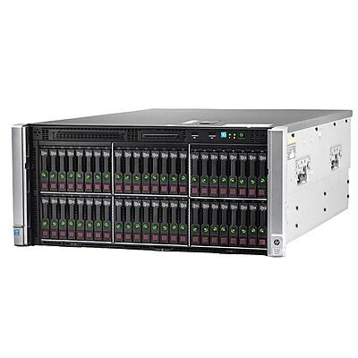 HP ProLiant ML350 Gen9 Tower Server, Intel Xeon E5-2630 v3 2.4 GHz, 32GB