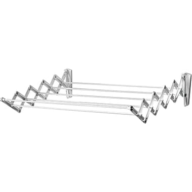 Polder Products LLC Wall Mount Accordion Drying Rack