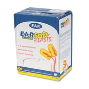 3M E A R Soft Yellow Neon Blasts Soft Foam Earplugs, Corded, 33 dB, Yellow, 200/Box (3111252)
