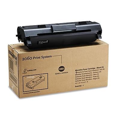 Konica Minolta 1710171001 Toner, 10000 Page-Yield, Black