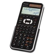 Sharp® EL-W516XBSL Scientific Calculator, LCD, 16-Digit