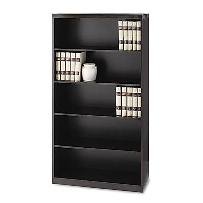 Mayline® Aberdeen® Series Five-Shelf Bookcase, 5-Shelves, 68 3/4