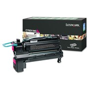 Lexmark™ C792X1MG Extra High-Yield Toner, 20,000 Page-Yield, Magenta