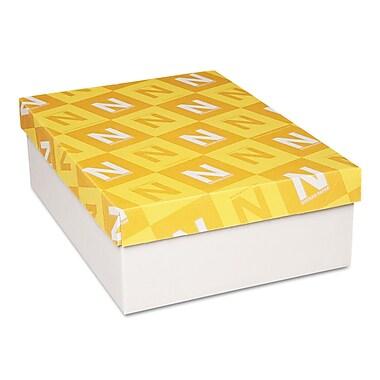 Neenah Paper CLASSIC CREST num.10 Envelope, Gummed Flap, 4 1/8 x 9 1/2, Avon Brilliant White, 500/Box (01843)