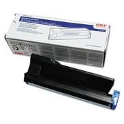 Oki® 43979215 Toner, 12,000 Page-Yield, Black