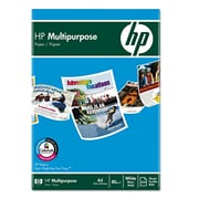 HP Multipurpose Ultra White Paper, 8 1/2 x 11, White, 5000/Carton (112000-)