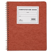 "Ampad® Computation Book, 11"" x 9"", Brown (22157)"
