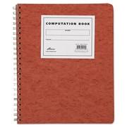 "Ampad® Computation Book, 11"" x 9"", Brown (22157)"
