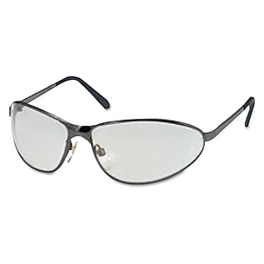 Uvex™ by Honeywell Tomcat Safety Glasses, Anti-Scratch Hardcoat, Gun Metal, Each (763-S2451)