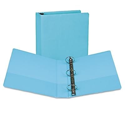 Samsill® Fashion View Binder, 8 1/2 x 11, View, 2/Pack (U86677)