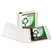 Samsill® Earth's Choice™ Heavy-Duty Biodegradable D-Ring View Binder, 8 1/2 x 11, View, Each (16997)
