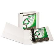 Samsill® Earth's Choice™ Heavy-Duty D-Ring View Binder, 8 1/2 x 11, View, Each (16997)