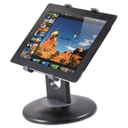 "Kantek Stand for 7"" to 10"" Tablets, Swivel Base, Plastic, Black (TS710)"