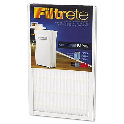 """""Filtrete Room Air Purifier Replacement Filter for Filtrete Room Air Purifier, 9"""""""" x 15"""""""" (FAPF02-4)"""""" 905612"