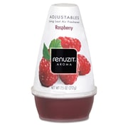 Renuzit Adjustables Air Freshener, 7 oz, Raspberry, (DIA 03667)