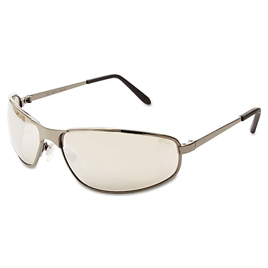 Uvex™ by Honeywell Tomcat Safety Glasses, Anti-Scratch Hardcoat, Gun Metal, Each (763-S2453)