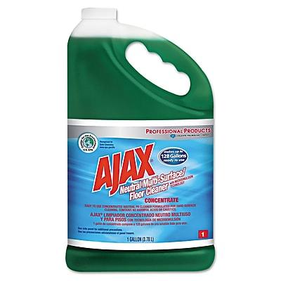 Ajax® Expert™ Neutral Multi-Surface/Floor Cleaner, Citrus, 1 gal, Each (04944)