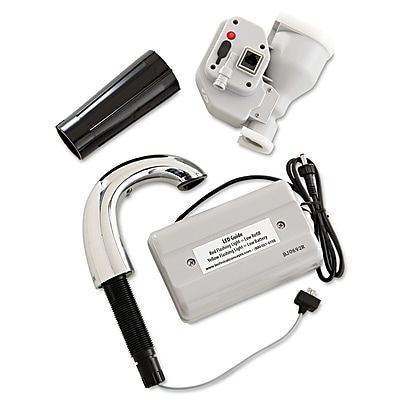 TC® OneShot® Dispenser, Counter Mount, 1,600.000 mL, Polished Chrome (TEC 750339)