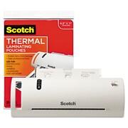 "Scotch™ Thermal Laminator Value Pack, 9"" W (TL902VP)"