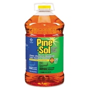 Pine-Sol® Multi-Surface Cleaner, Pine, 144 oz, 3/Carton (35418)