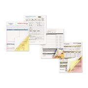 Xerox® Vitality™ Multipurpose Carbonless Paper, 8 1/2 x 11, Goldenrod; Pink; Canary; White, 5000/Carton (3R12856)