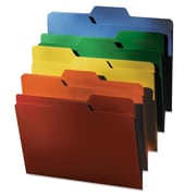 find It™ All Tab File Folders, Letter, Assorted, 80/Pack (FT07070)