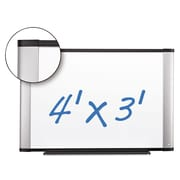 "3M Porcelain Dry Erase Boards, White, 36"" X 48"" X 1"" (P4836A)"