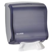 San Jamar® Ultrafold Fusion™ Towel Dispenser, Black Pearl, Each (SAN T1755TBK)
