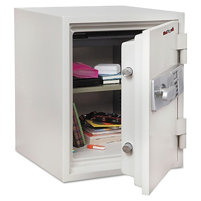 Fire King® Fireproof Electronic Safes; 2 Hour, 1.48 Cu. Ft., 21-3/4