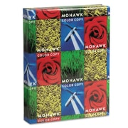 Mohawk Color Copy Gloss Paper and Cover Stock, 8 1/2 x 11, Pure White, 250/Pack (36213)