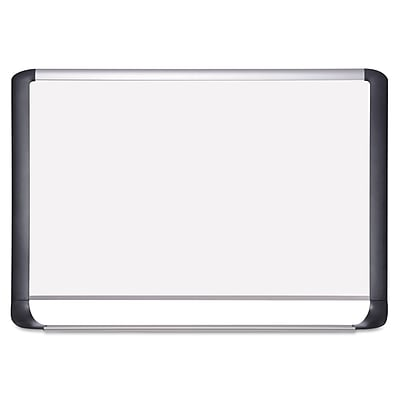 MasterVision® Gold Ultra™ Magnetic Dry Erase Boards, White, 36