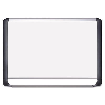 MasterVision® Gold Ultra™ Magnetic Dry Erase Boards, White, 48