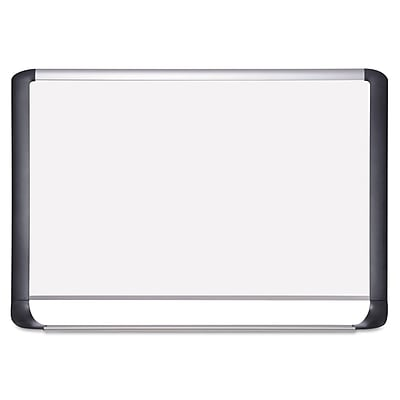 MasterVision® Gold Ultra™ Magnetic Dry Erase Boards, White, 24