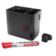 Quartet® Prestige 2 Connects™ Accessory Storage Cup, Black (85374)