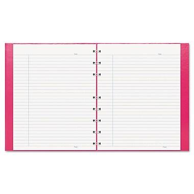 Blueline NotePro™ Notebook, Bright Pink, 9 1/4 x 7 1/4, Each (A7150.PNK4)