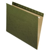 Pendaflex® Hanging Folders, Standard Green, Letter, 25/Box (81600)