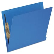 Pendaflex® Colored Reinforced End Tab Fasteners Folders, Letter, Blue, 50/Box (H10U13BL)