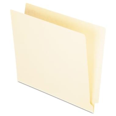 Pendaflex Manila End Tab Folders, Letter, Manila, 100/Box (H110)