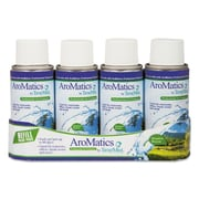 TimeMist® AroMatics Refill, 3 oz, Meadow Breeze, 4/Pack (1047356)