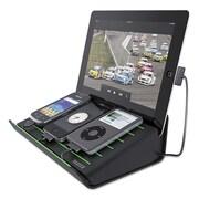 Leitz® Multi Charging Station, USB, Black (ESS6520-02)