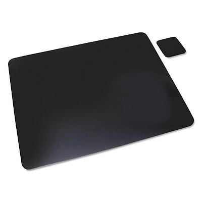 Artistic® Leather Desk Pad, 24
